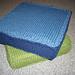 Quick 'N' Easy Floor Cushion pattern