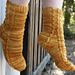 Pato socks pattern