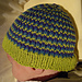 Newborn slip stitch hat pattern