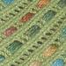 Interlace Knit Scarf pattern