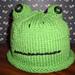 Jeremiah the Frog Set pattern