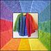 Colour Wheel Shawl pattern
