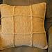 Seams Cushion pattern