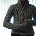Fireside Sweater pattern