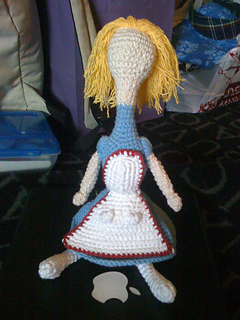 Ravelry: Amigurumi Princess Ana pattern by Thuy Anh | 320x240