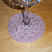 Wine Glass Cozy pattern