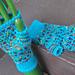 Yarndance Slip Stitch Mosaic Mitts pattern