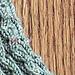 Elongated Corded Rib pattern