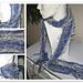 The Vegas Scarf (AKA The Knitting Game) pattern
