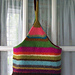 Felted Carry All Tote Bag pattern