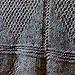 #05 Seed Stitch Diamonds Afghan pattern