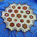 Hexagonal 19 pattern sampler pattern