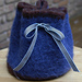 Felted Gift Bag pattern
