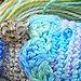Minnow - a thread crochet merbear pattern