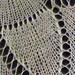 Flower Pie Shawl pattern
