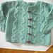 Baby Blues--Cardigan pattern