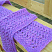 February Lace Scarf pattern