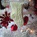Christmas Stocking Ornament pattern