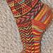 Seriously Southwestern Socks pattern
