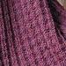 Beautiful Texture Baby Blanket pattern
