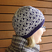 Necker Cube Hat pattern