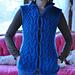 Estes Vest pattern