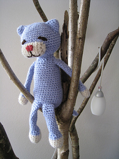 Ravelry: Amineko Crocheted Cat pattern by Nekoyama | 320x240