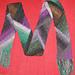Multidirectional Diagonal Scarf pattern