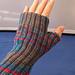Annie's Fingerless Mits pattern