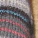 Narrow Stripes Socks pattern