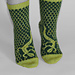 Lizard Socks pattern