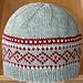 Simple 3 Color Hat pattern