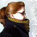 Inside-Out Cowl pattern