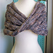 Easy Mobius Capelet pattern