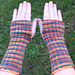 Simple Wrist Warmers (Adult Size) pattern