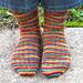 Ribbed For Her Pleasure Socks pattern