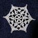 Crystal Lace Snowflake pattern