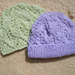 Baby Leaves Baby Hat pattern