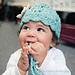 Baby Daisy Cloche pattern