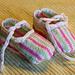 Stripy Shoes pattern
