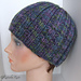 Basic, Ribbed Hat pattern