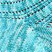 Eyelet Rib Sock pattern