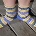 Ukrainian Socks pattern