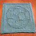 Soccer Ball FaceCloth - Dishcloth pattern