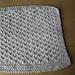 Seed Stitch Washcloth pattern