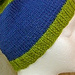 Adult Hat Pattern Fitted & Knitted - for Straight Needles pattern