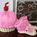 Cupcake Mary Jane Booties pattern