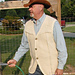 Western-inspired Vest pattern