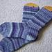 Farrow Rib Socks pattern