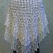 The Tina Shawl pattern